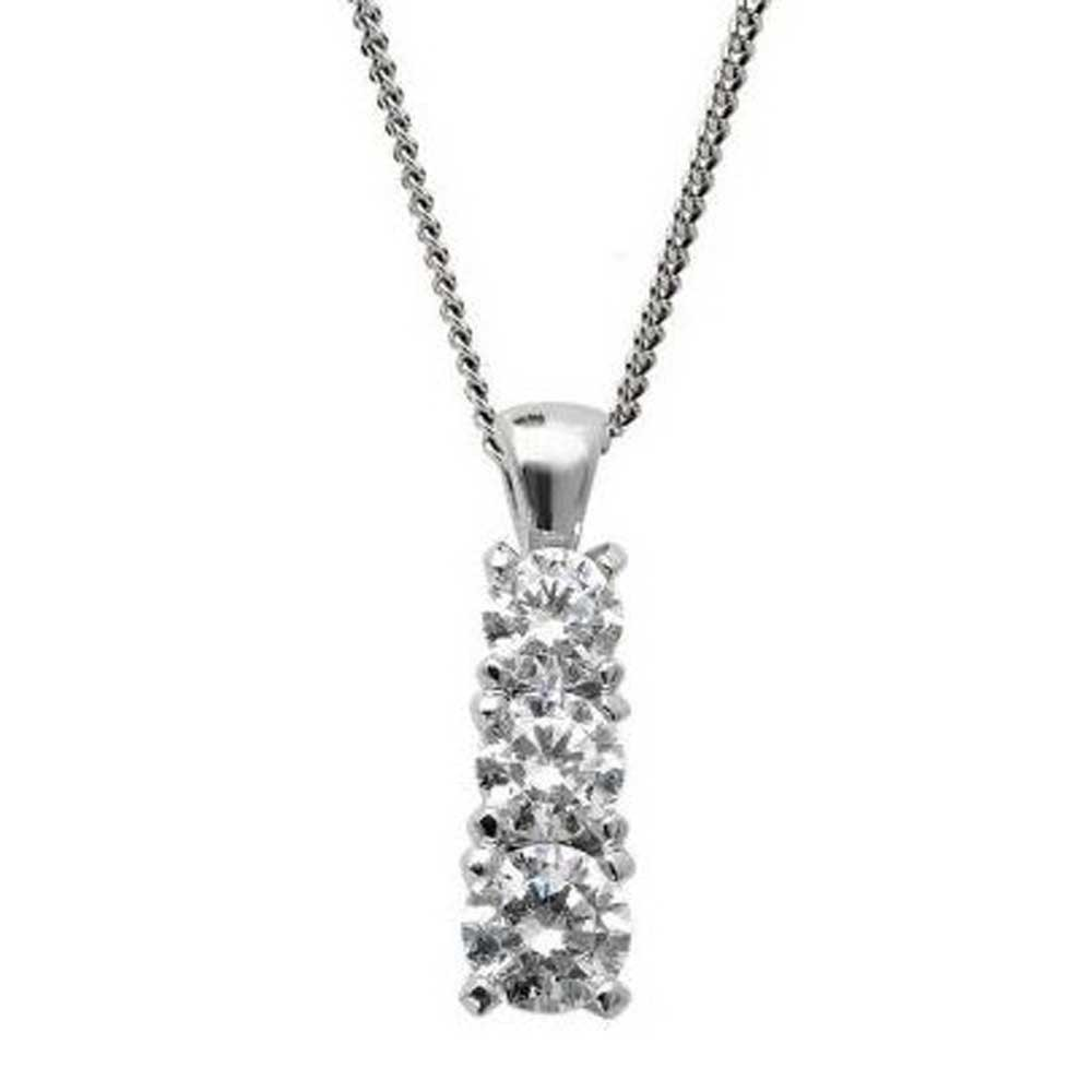 drop gold white item pendant diamond diamondpendant effy three