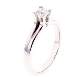 Arctic Circle Diamonds 18ct White Gold 0.30ct Diamond Ring UKR1081530
