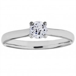 Mastercut Starlight Platinum 0.40ct Solitaire Diamond Ring C10RG001 040P