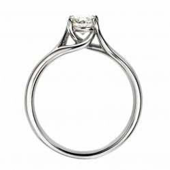 Mastercut Moondance Platinum 0.20ct Solitaire Diamond Ring C14RG001 020P