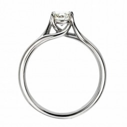 Mastercut Moondance Platinum 0.25ct Solitaire Diamond Ring C14RG001 025P