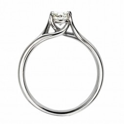 Mastercut Moondance Platinum 0.50ct Solitaire Diamond Ring C14RG001 050P