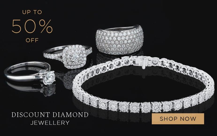 Discount Diamond Jewellery