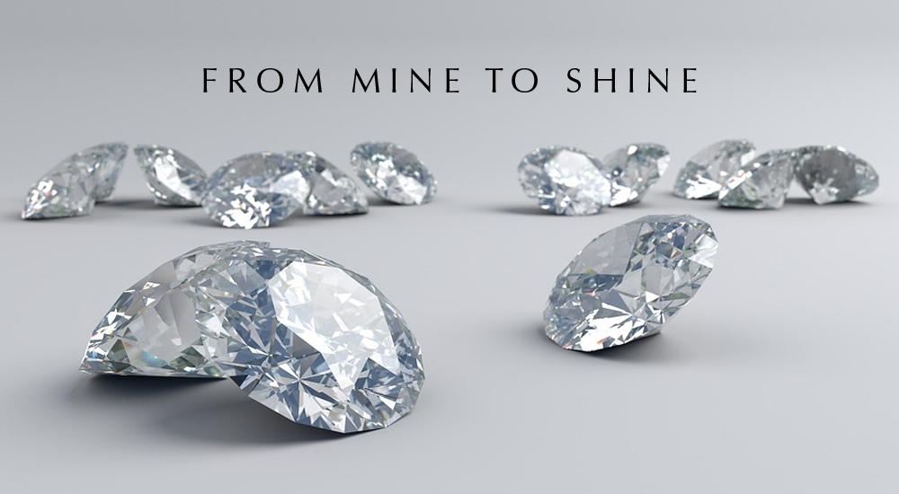 How Are Diamonds Shaped, Cut and Polished? Diamond Journey P III