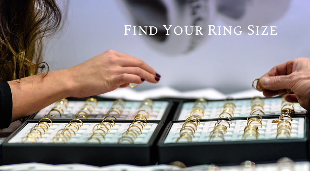 Find Your Ring Size At Home - Top 7 Tips