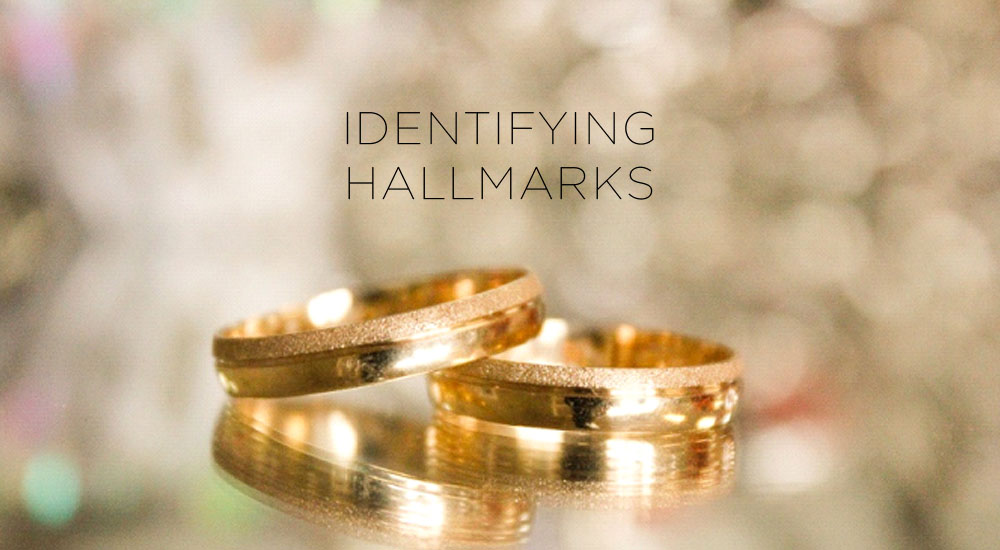 Hallmark Identification: Gold, Platinum, Silver, Palladium
