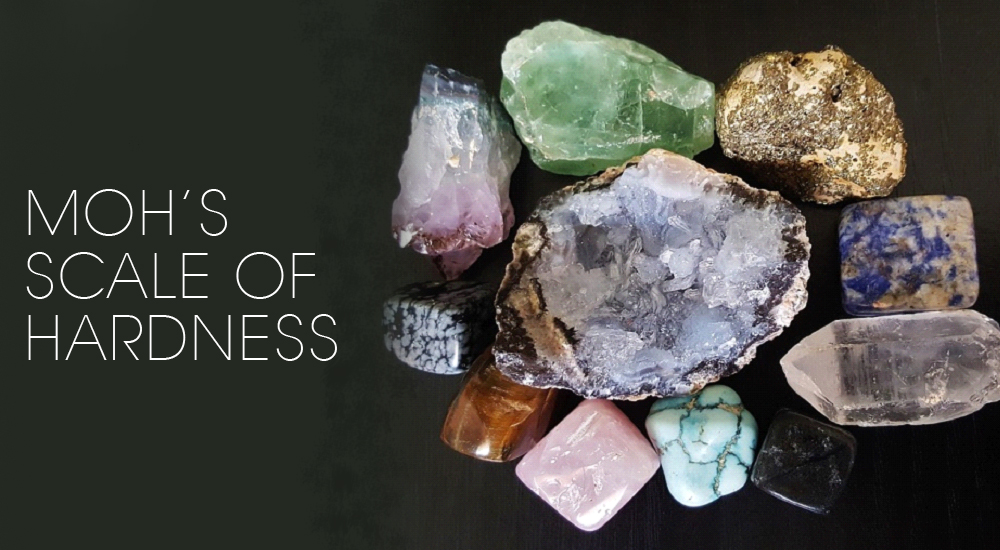 Moh's Scale Of Hardness - What Is It?