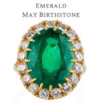 Best Emerald Engagement Rings Under £800